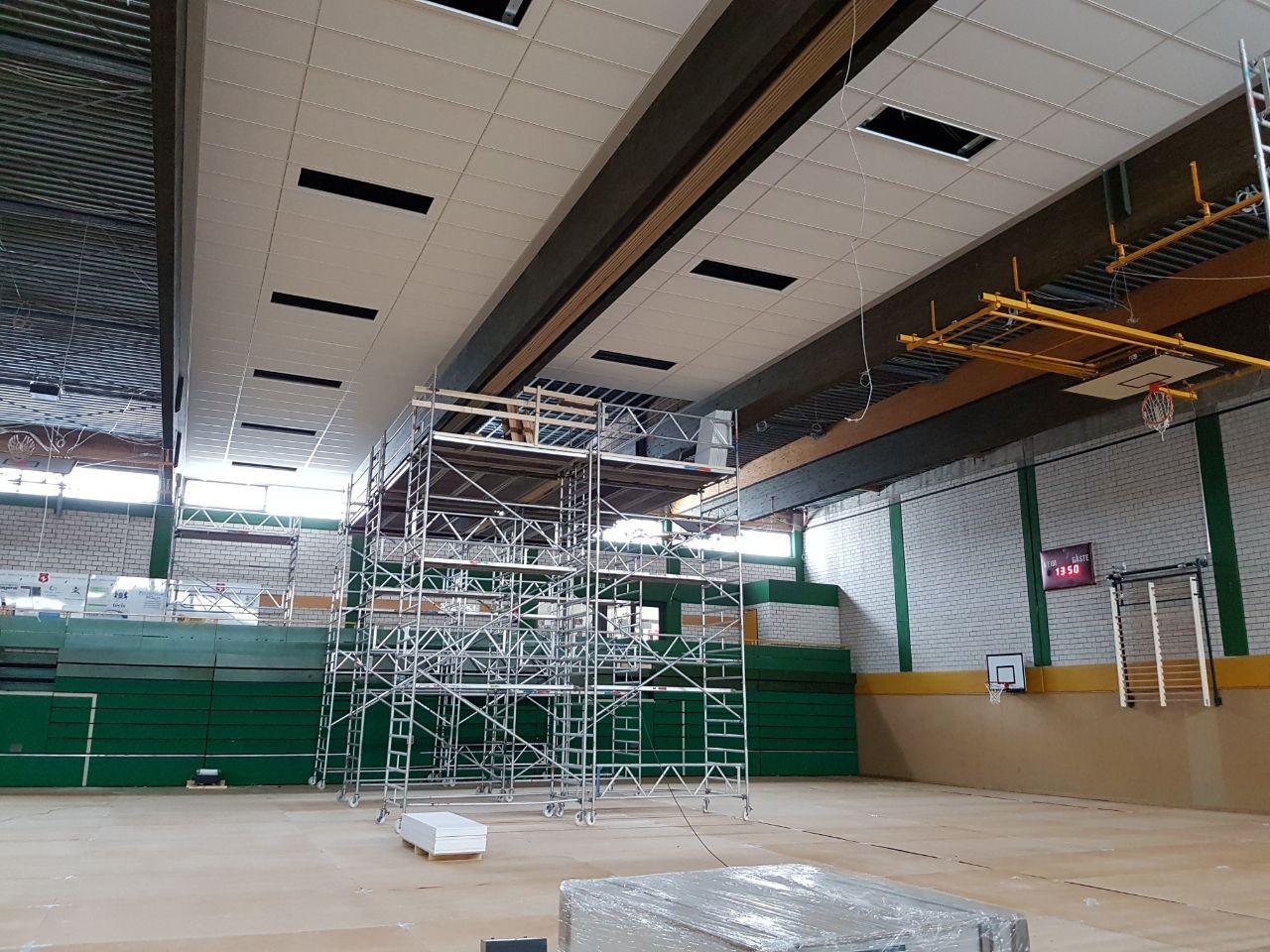 Deckenerneuerung Sporthalle Vlotho (am Rudolf-Kaiser-Schulzentrum)3