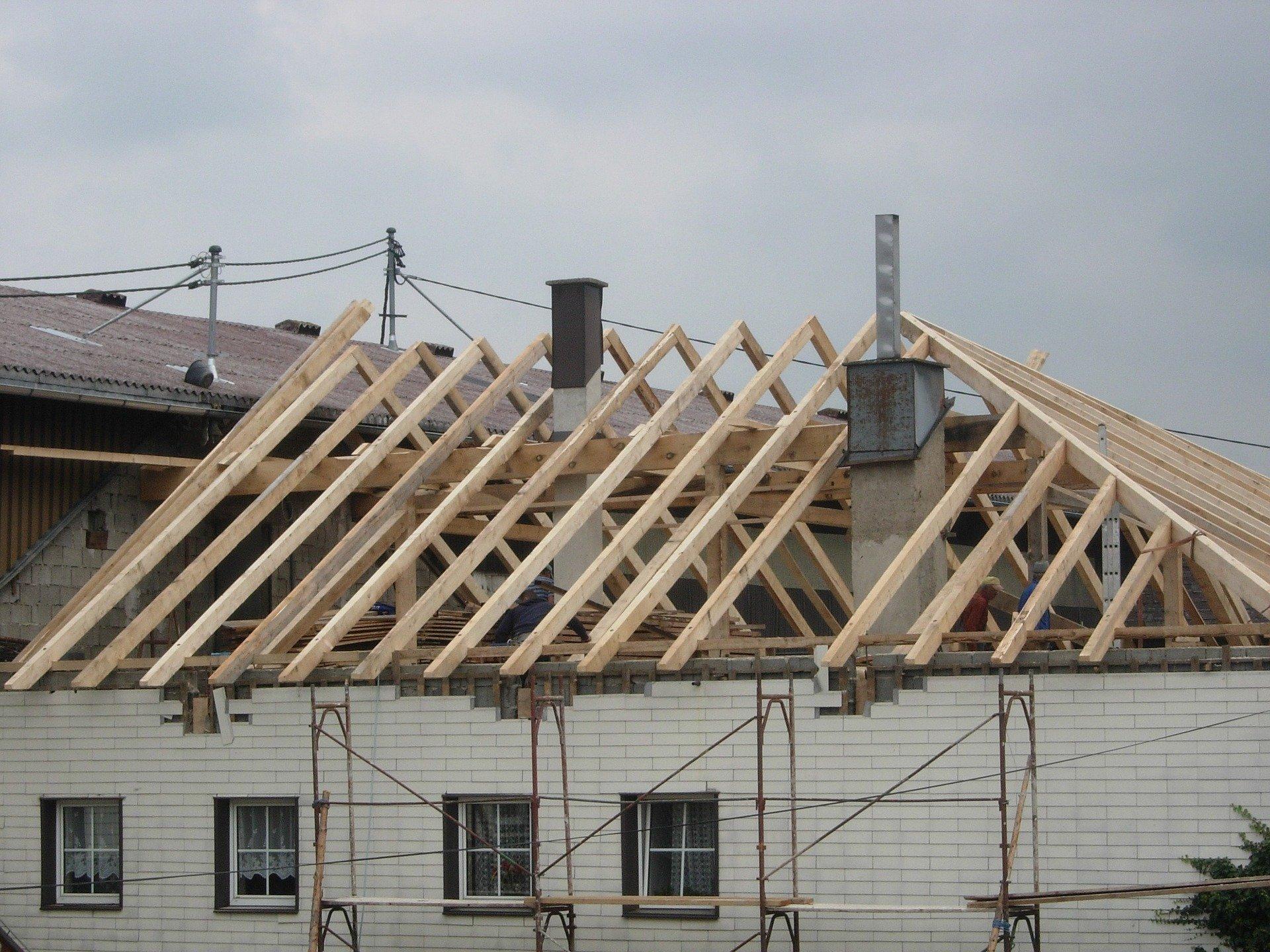 Altbaumodernisierung dach altbau neubau holzdach dachstuhl